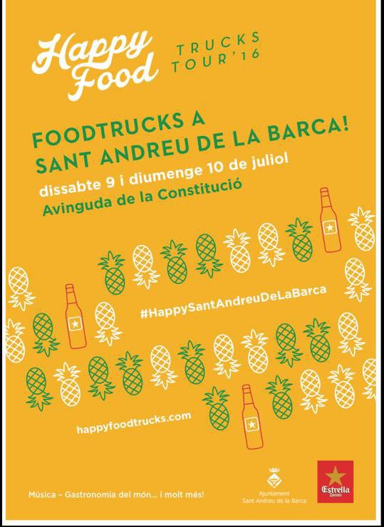 Foodtrucks, Sant Andreu De La Barca, Brincapark, Inflables, Hinchables, Castells, Castillos
